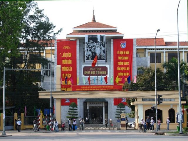 Trường ĐH KHTN - ĐHQG Hà Nội