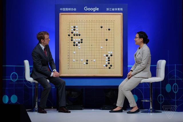 Mới đây, trí tuệ nhân tạo đã đánh bại kỳ thủ cờ vây số 1 thế giới