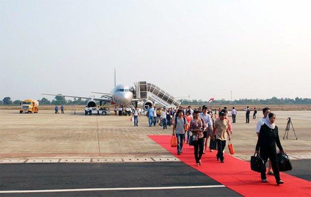 Thị trường hàng không nội địa đang trên đà phát triển, khách đi lại bằng máy bay ngày càng nhiều