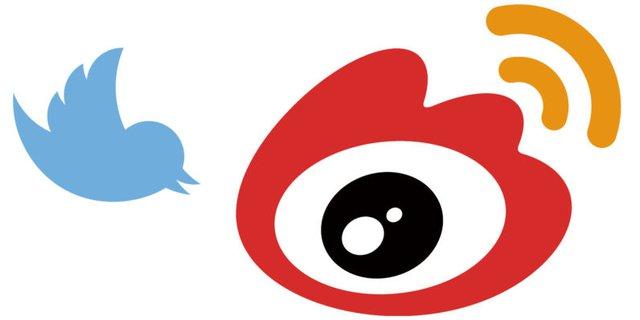 Weibo được biết đến như là bản sao của Twitter tại Trung Quốc
