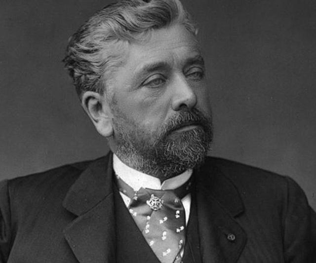 Gustave Eiffel - một trong những kiến trúc sư vĩ đại nhất mọi thời đại