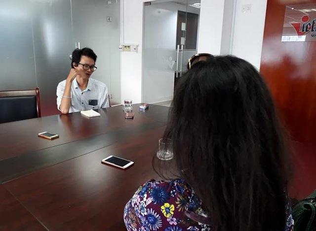 Bà Nguyễn Mai Phương chủ động lên tiếng