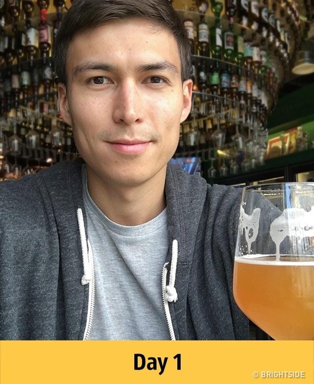 - photo 0 1498642369900 - Uống bia liên tục trong vòng 1 tháng, và sốc nặng trước kết quả sau 1 tháng