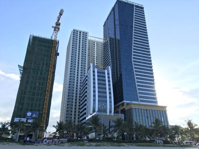 Tổ hợp hơn 3.000 căn condotel Mường Thanh Đà Nẵng.
