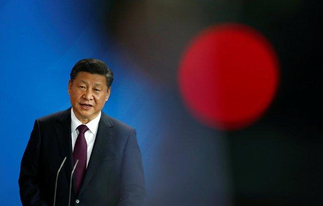 Chủ tịch Trung Quốc Tập Cận Bình trong một hội nghị tại thủ đô Bắc Kinh tháng 7 vừa qua.