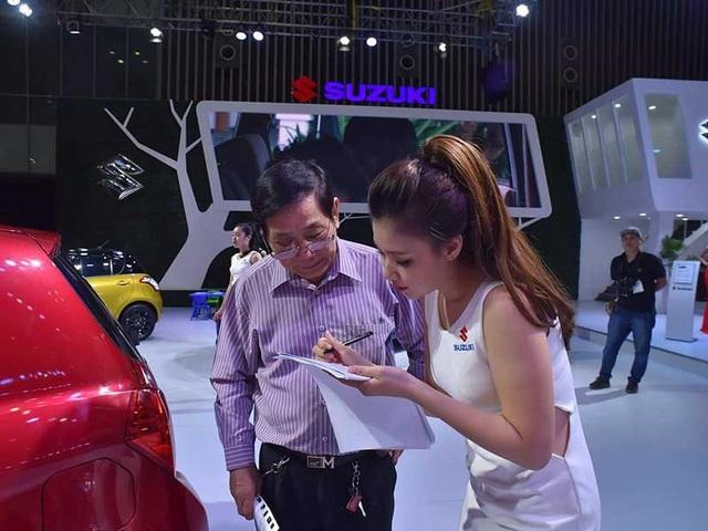 Nhiều dự báo cho thấy ngành ô tô Việt Nam sẽ tiếp tục tăng trưởng mạnh trong thời gian tới. Ảnh: QUANG HUY