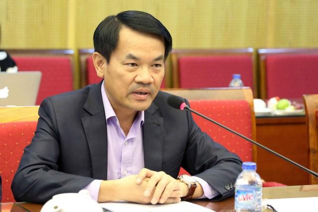 Ông Lưu Quang Khánh, Vụ trưởng Vụ Kinh tế đối ngoại (Bộ Kế hoạch và Đầu tư). Ảnh: Diệu Quân.