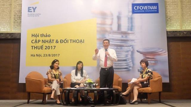 Vụ trưởng Vụ Chính sách thuế nói gì về tác động của tăng thuế VAT lên người nghèo? - Ảnh 1.