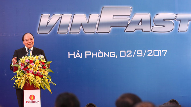 """Ông Võ Quang Huệ về Vinfast, chiến tướng đầu tiên được ông Phạm Nhật Vượng """"chiêu dụ"""" - Ảnh 1."""