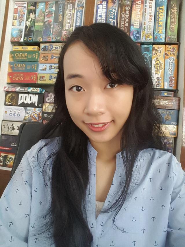 Cô gái Hồ Phương Thảo trở thành nữ tổng giám đốc khi tuổi đời còn rất trẻ.