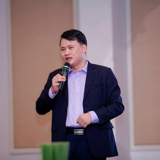 Ông Trần Bằng Việt