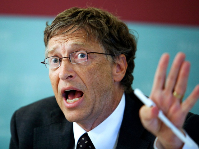 Bill Gates tiết lộ hai mối đe dọa lớn nhất với sức khỏe toàn cầu trong 10 năm tới - ảnh 2