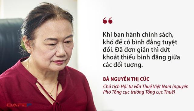 Chủ tịch Hội Tư vấn thuế Việt Nam: Yêu cầu chính sách thuế đơn giản thì chắc chắn sẽ không có bình đẳng - Ảnh 1.