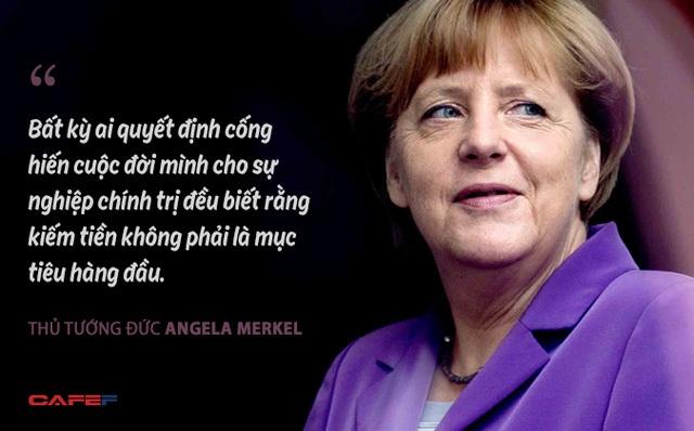 Angela Merkel - Bông hồng có gai chèo lái nền kinh tế hùng mạnh nhất châu Âu suốt 12 năm ròng - Ảnh 1.