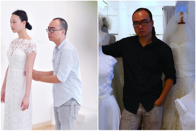 Nhà thiết kế thời trang Trương Thanh Hải.