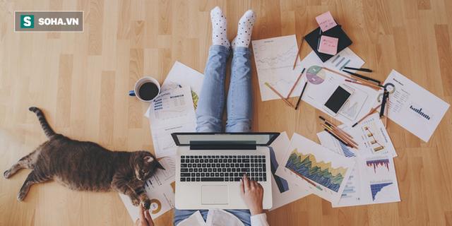 Nghiên cứu của đại học Harvard: Làm việc ở nhà năng suất và hạnh phúc hơn! - Ảnh 1.
