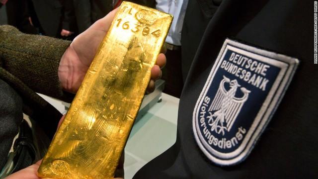 Nước Đức và cơn khát vàng mạnh nhất 1 thập kỷ - Ảnh 2.