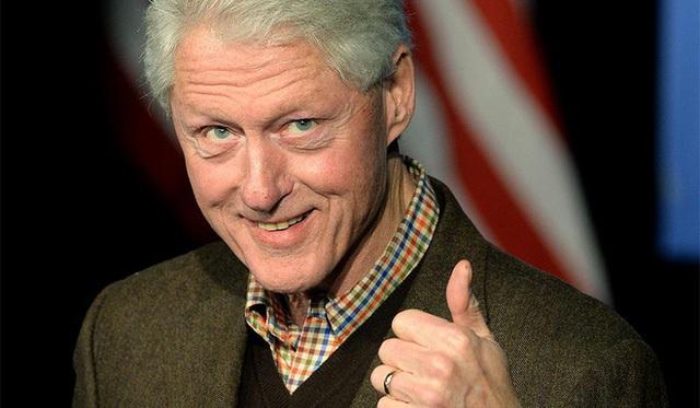 Cựu Tổng thống Mỹ Bill Clinton. (Ảnh: Internet)