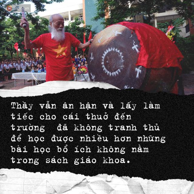Sau 2 năm, bài phát biểu xúc động của thầy Văn Như Cương tại lễ khai giảng bất ngờ được chia sẻ lại - Ảnh 1.
