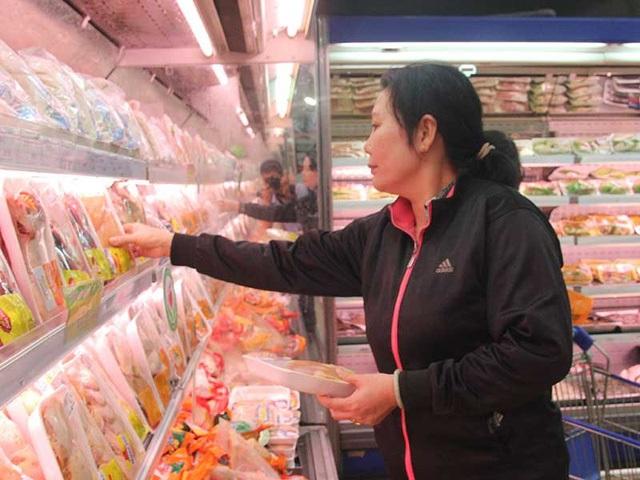 Đùi gà Mỹ nhập về Việt Nam… 2.000 đồng/kg? - Ảnh 1.