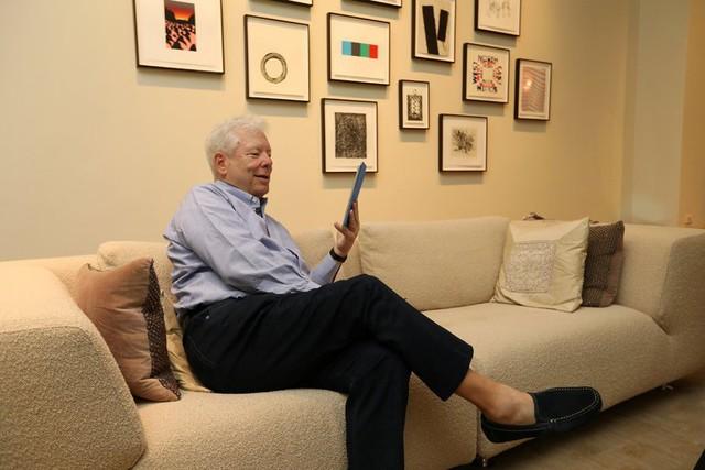 Chân dung chủ nhân Nobel Kinh tế 2017 Richard Thaler: Vị giáo sư theo chủ nghĩa bản ngã con người - Ảnh 2.