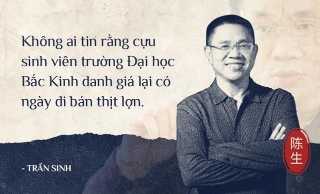 Tốt nghiệp Đại học Bắc Kinh danh giá, 2 vị tú tài bị cười chê vì đi bán thịt lợn giờ đã trở thành tỷ phú - Ảnh 1.