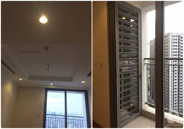 Không gian mơ ước trong căn hộ 143m² có chi phí 310 triệu đồng của gia đình 7 người ở Hà Nội - Ảnh 1.