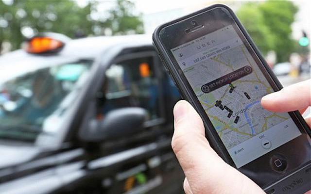 Đề xuất Uber, Grab đặt máy chủ tại Việt Nam.