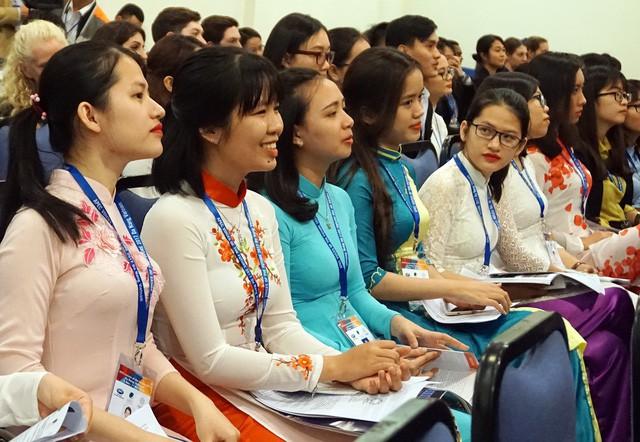 Diễn đàn Tiếng nói tương lai APEC 2017: Với cách mạng 4.0, tương lai thế giới phụ thuộc vào giới trẻ - Ảnh 1.