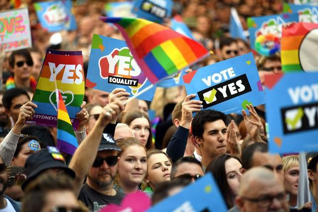 Đây là tin vui không chỉ với nước Úc mà còn với người đồng tính trên toàn thế giới.