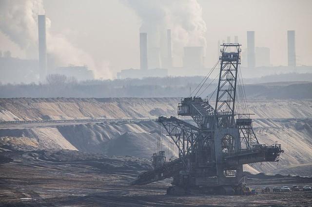 Dẫn đầu phong trào giảm khí thải nhà kính nhưng Đức vẫn phải dựa vào nhiệt điện than đá - Ảnh 1.