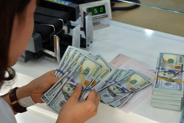 Doanh nghiệp làm hàng xuất khẩu vay USD lợi hơn vay VNĐ Ảnh: TẤN THẠNH