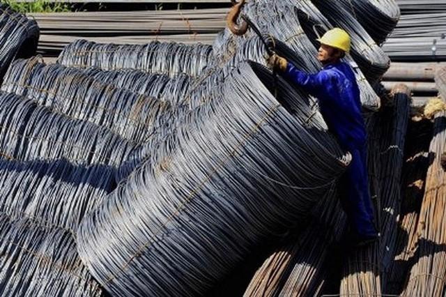 Bộ Thương mại Mỹ ngày 5-12 đã áp thuế nhập khẩu ở mức cao đối với các sản phẩm thép của Việt Nam, có nguồn gốc từ thép Trung Quốc- ảnh minh họa