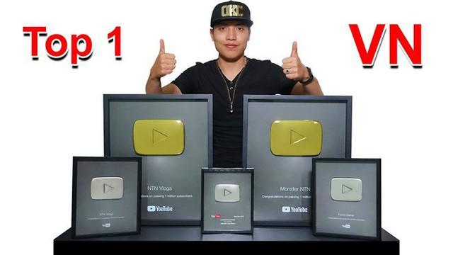 Nguyễn Thành Nam (NTN) - một YouTuber rất thành công tại Việt Nam.