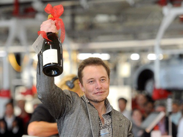CEO SpaceX - Elon Musk