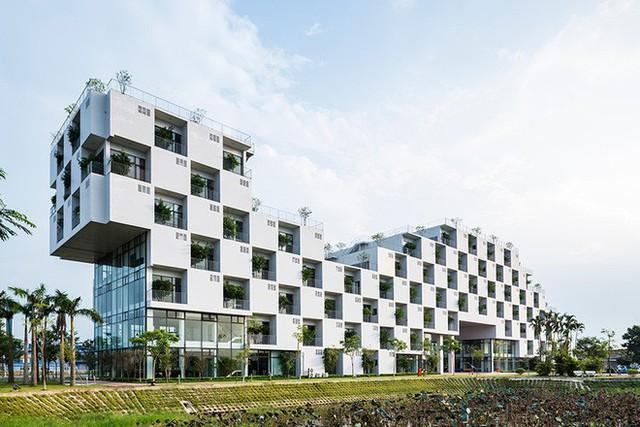 Đại học FPT (Hòa Lạc) / Vo Trong Nghia Architects