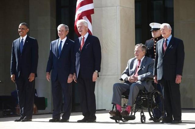 Tổng thống Mỹ được bảo vệ trọn đời sau khi rời Nhà Trắng - Ảnh 1.