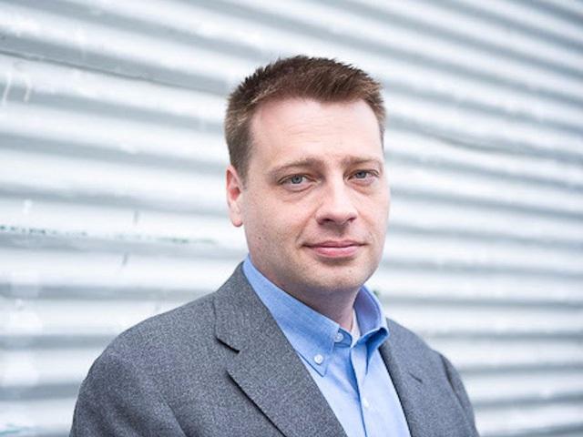 Jason Forrester, nhà sáng lập và là CEO của SnapRoute