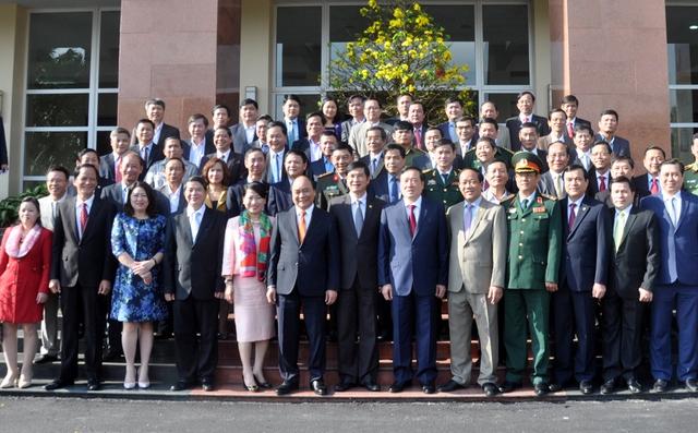 Thủ tướng yêu cầu 'kế hoạch 1, biện pháp 10, quyết tâm 20' trong năm mới - Ảnh 1.