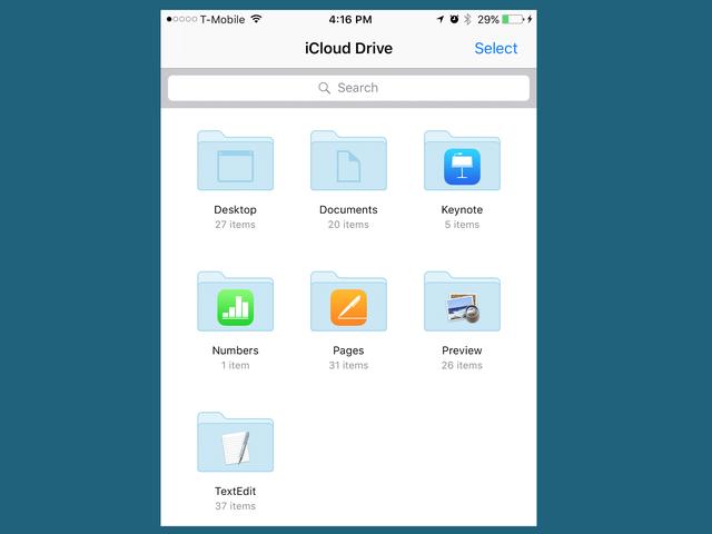 iCloud Drive được đánh giá là kép phụ đáng thất vọng nhất của Apple