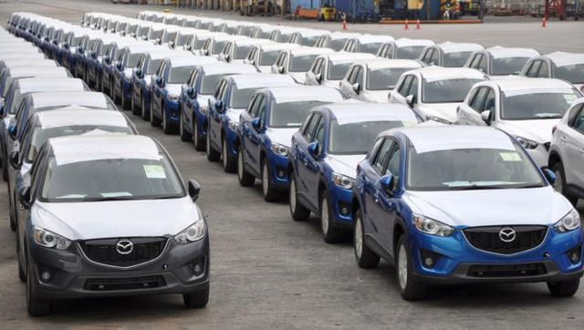 Thái Lan sản xuất hơn 2 triệu xe mỗi năm, xuất khẩu đi nhiều thị trường trên thế giới.