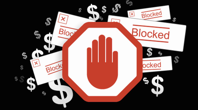 Image result for block ads  Forbes và Business Insider
