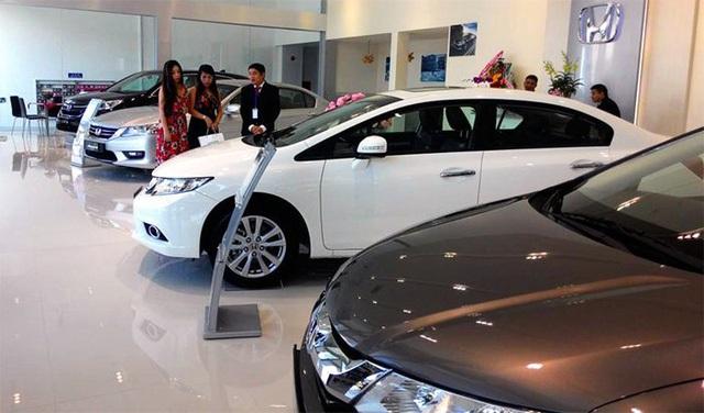 Xu hướng giảm giá ô tô là khó tránh khỏi