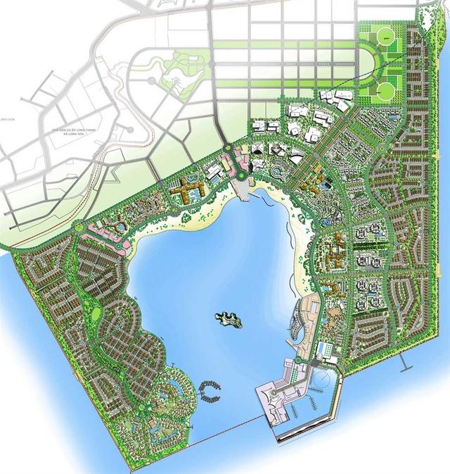 Quy hoạch của Saigon Sunbay