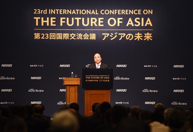 Thủ tướng: Châu Á phải là nơi chúng ta được nghe 'giấc mơ' của mọi quốc gia - Ảnh 1.