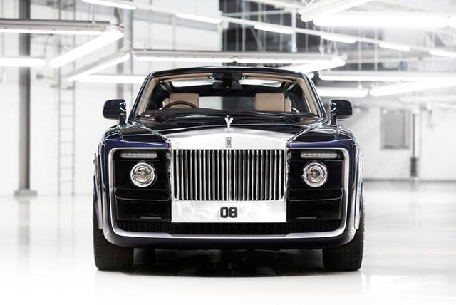 Chiếc xe Rolls-Royce Sweptail đắt giá nhất lịch sử nhân loại được làm cho một nhà sưu tầm bí ẩn có gì đặc biệt? - Ảnh 1.