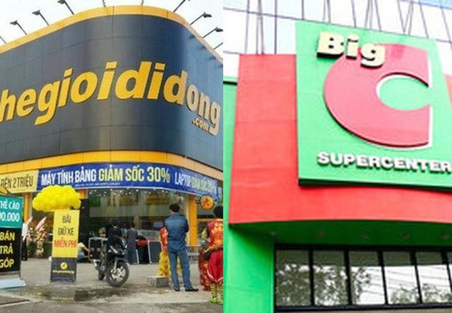 Theo ông Nhân, sự kiện 22 cửa hàng của Thế giới Di động bị hất chân khỏi hệ thống BigC chỉ là khởi đầu cho những lời cảnh báo