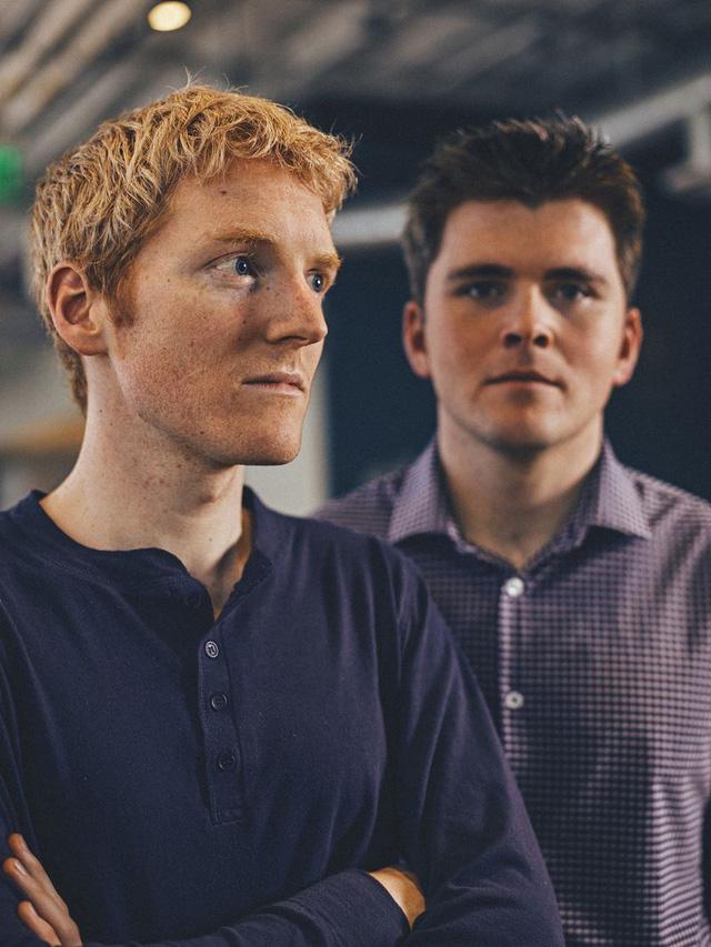 2 anh em biến 7 dòng code thành công ty 9,2 tỷ USD - Ảnh 2.