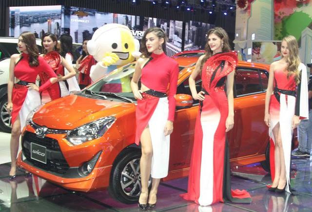 Các mẫu xe nhỏ dành cho thành thị vốn có nhu cầu cao ở Việt Nam.