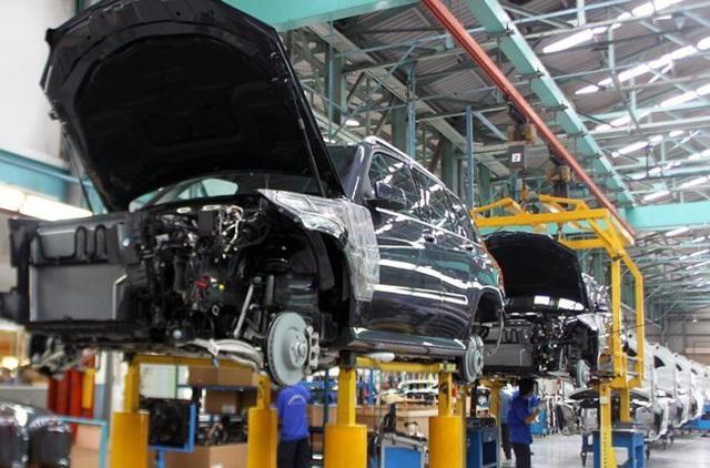 Đồng loạt giảm thuế, ôtô nội địa sẽ giảm giá mạnh - Ảnh 1.